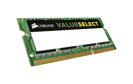 Corsair Value Select - DDR3L - 8 GB - SO DIMM 204-PIN