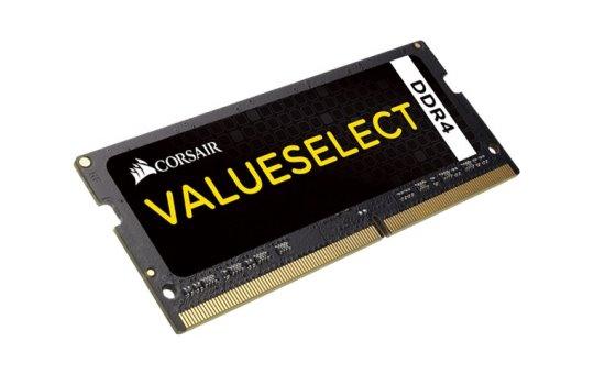 Corsair Value Select - DDR4 - Modul - 16 GB - SO DIMM 260-PIN