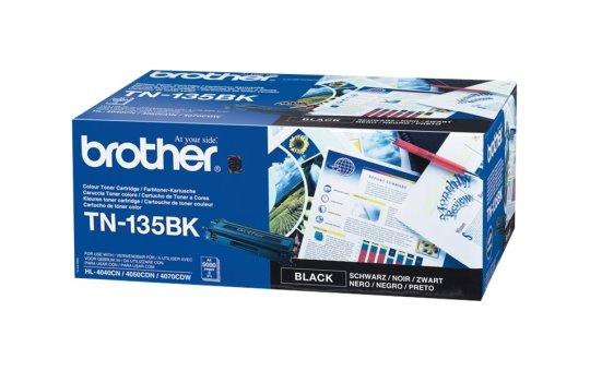 Brother TN135BK - Black - original