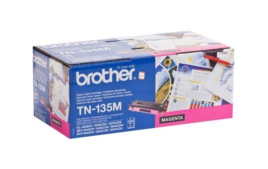 Brother TN135M - Magenta - original