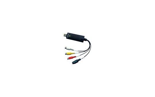 LogiLink USB 2.0 Audio und Video Grabber - Videoaufnahmeadapter