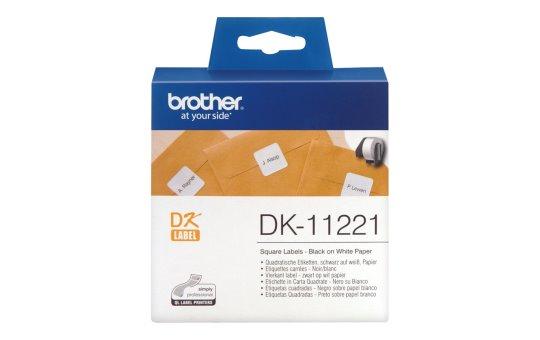 Brother DK-11221 - Black on white
