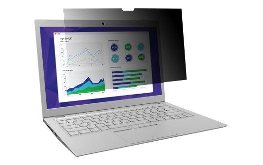 """3M Blickschutzfilter für 14"""" Breitbild-Laptop mit"""