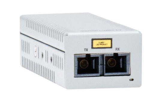 Allied Telesis AT DMC100/LC - Fibre media converter