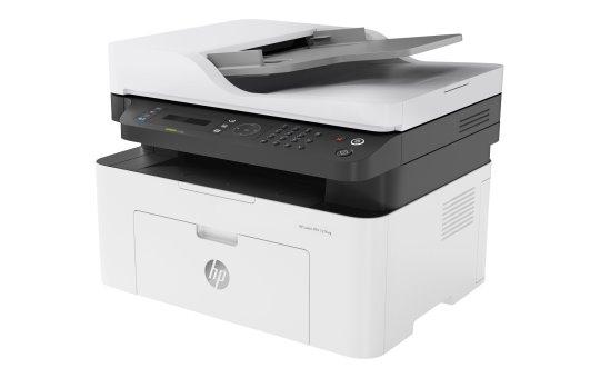 HP LaserJet MFP 137wg - Multifunktionsdrucker - s/w - Laser - 216 x 356 mm (Original)
