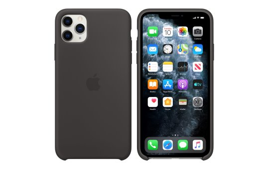 Apple Hintere Abdeckung für Mobiltelefon - Silikon