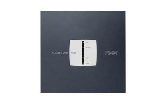 Auerswald COMpact 3000 ISDN - Hybrid PBX - 1