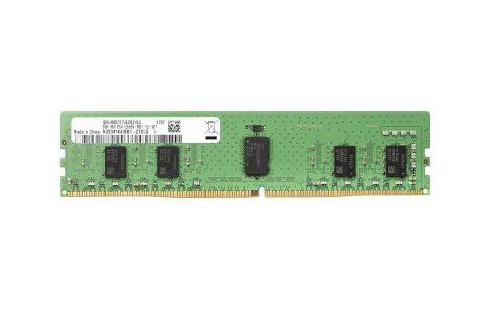 HP  DDR4 - 8 GB - DIMM 288-PIN - 2666 MHz / PC4-21300 - 1.2 V - ungepuffert - non-ECC - für Workstation Z2 G4 (non-ECC)