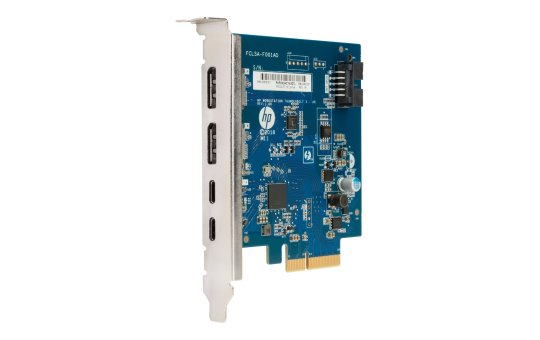 HP Dual Port Add-in-Card - Thunderbolt-Adapter