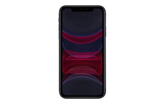 "Apple iPhone 11 - Smartphone - Dual-SIM - 4G Gigabit Class LTE - 128 GB - GSM - 6.1"" - 1792 x 828 Pixel (326 ppi (Pixel pro Zoll))"