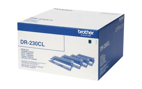 Brother DR230CL - Black, yellow, cyan, magenta