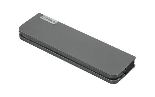 Lenovo USB-C Mini Dock - Mini-Dock - USB-C - VGA, HDMI