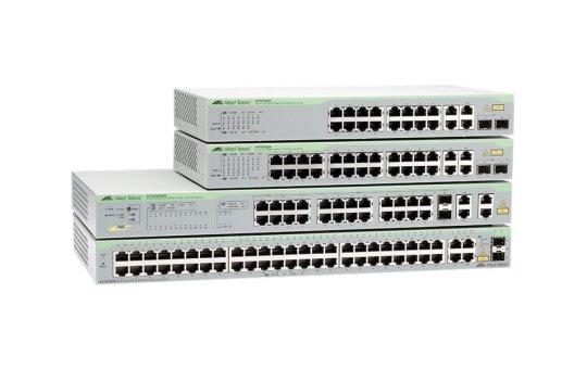 Allied Telesis AT FS750/28 WebSmart