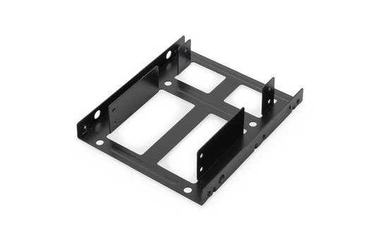 """DIGITUS Dual 2.5"""" HDD/SSD Internal Mounting Kit incl. cable set"""