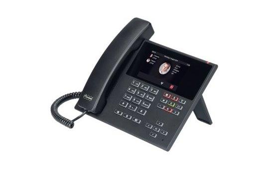 Auerswald COMfortel D-400 - VoIP-Telefon mit Rufnummernanzeige/Anklopffunktion