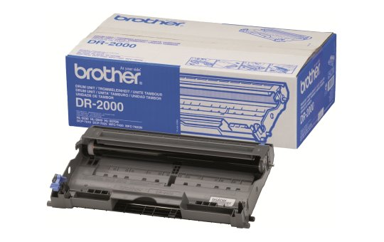 Brother DR2000 - Original - drum kit