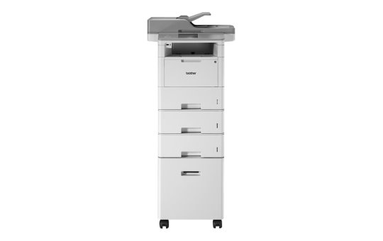 Brother Printer cabinet - white