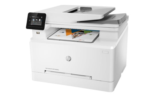 HP Color LaserJet Pro MFP M283fdw - Multifunktionsdrucker - Farbe - Laser - Legal (216 x 356 mm)
