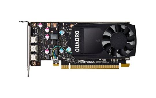 Fujitsu NVIDIA QUADRO P400 - Grafikkarten - Quadro P400