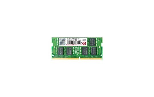 Transcend DDR4 - 8 GB - SO DIMM 260-PIN - 2400 MHz / PC4-19200