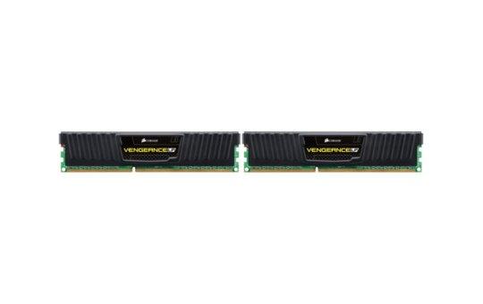 Corsair Vengeance LP Series Black DDR3-1600, CL10 - 16GB Kit