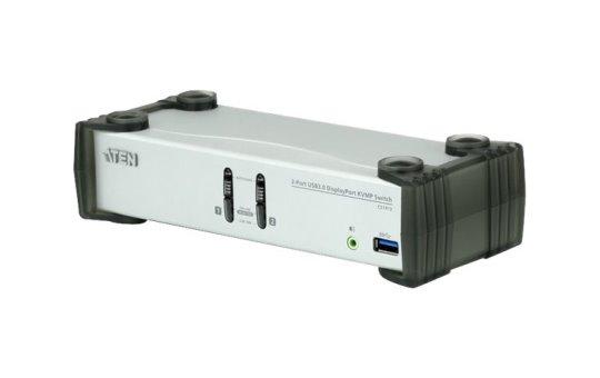 ATEN CS1912 KVMP Switch - KVM / audio / USB switch