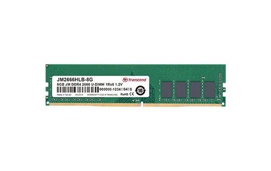 Transcend JetRAM - DDR4 - 8 GB - DIMM 288-PIN