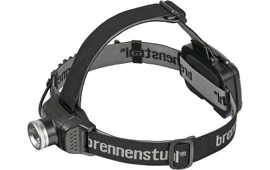 Brennenstuhl 1178780 - Stirnband-Taschenlampe - Schwarz - Kunststoff - IP44 - LED - 2 Lampen