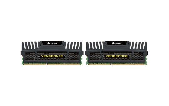Corsair Vengeance - DDR3 - 8 GB: 2 x 4 GB - DIMM 240-PIN
