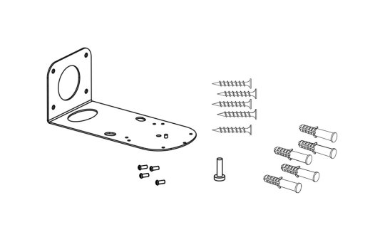 Poly Mounting kit for video conference camera