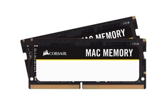 Corsair Mac Memory - DDR4 - 32 GB: 2 x 16 GB