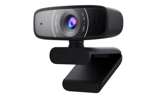 ASUS C3 - Web-Kamera - Farbe - 1920 x 1080 - Audio
