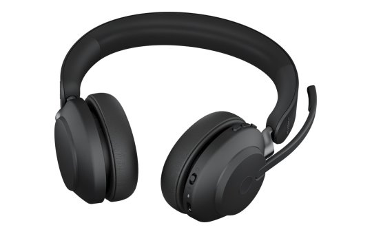 Jabra Evolve2 65 UC Stereo - Headset - On-Ear