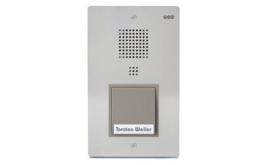 Auerswald TFS-Dialog 301 - 0.02 - 0.05 MHz - 200 m - 45 x 35 x 10 mm - 685 g - 19–60 V DC