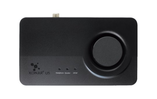ASUS Xonar U5 - Sound card - 24-bit