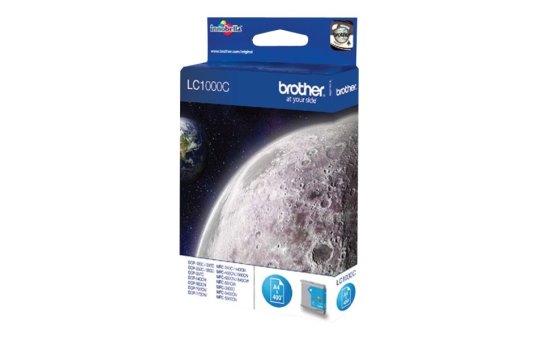 Brother LC1000C - Cyan - Original - Tintenpatrone