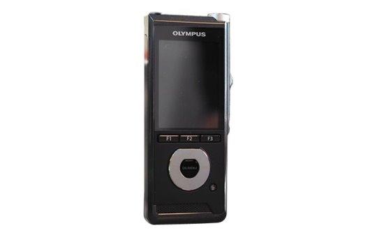 Olympus DS-2600 - Voicerecorder - Schwarz - mit