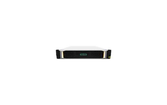 HPE Modular Smart Array 1050 Dual Controller LFF Storage - Festplatten-Array - 0 TB - 12 Schächte (SAS-2)