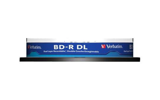 Verbatim 10 x BD-R DL - 50 GB 6x