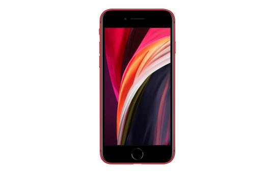 """Apple iPhone SE (2. Generation) - (PRODUCT) RED Special Edition - Smartphone - Dual-SIM - 4G Gigabit Class LTE - 64 GB - GSM - 4.7"""" - 1334 x 750 Pixel (326 ppi (Pixel pro Zoll))"""