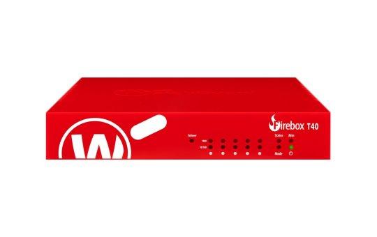 WatchGuard Firebox T40 - Security appliance