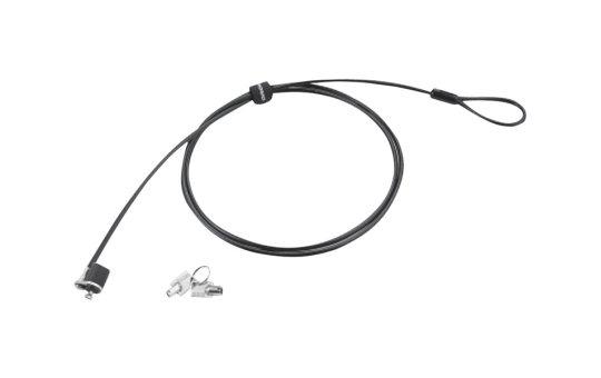 Lenovo Security Cable Lock - Sicherheitskabelschloss - 1.6 m - für ThinkCentre M90; ThinkPad P43; P53; X1 Carbon (7th Gen)
