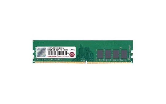 Transcend JetRam JM3200HLB-8G - 8 GB - 1 x 8 GB - DDR4 - 3200 MHz - 288-pin DIMM