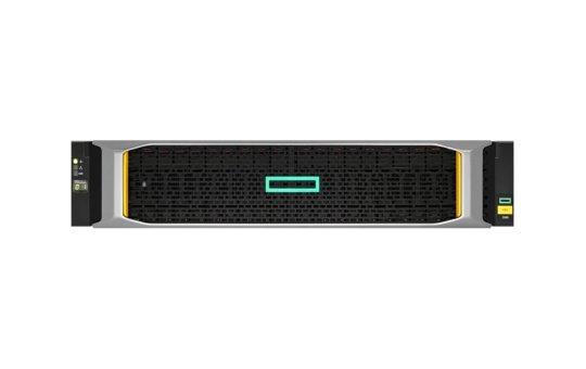 HPE Modular Smart Array 1060 12Gb SAS SFF Storage - Festplatten-Array - 0 TB - 24 Schächte (SAS-3)