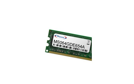 Memorysolution 64GB DELL PowerEdge R640, R740 LRDIMM
