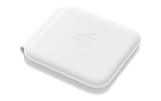 Apple MagSafe Duo Charger - Induktive Ladematte - 2 Ausgabeanschlussstellen (magnetisch)