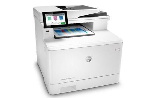 HP LaserJet Managed E37528f MFP Color