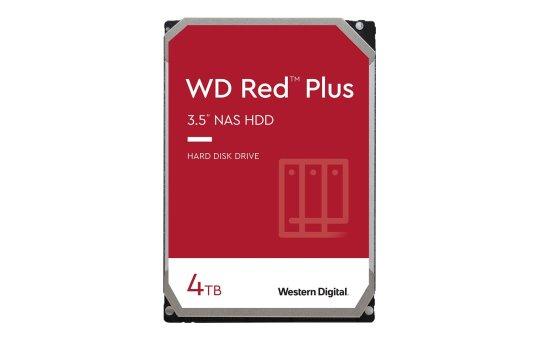 WD HDD 3.5'' 4TB 64 MB SATA 600MB/s