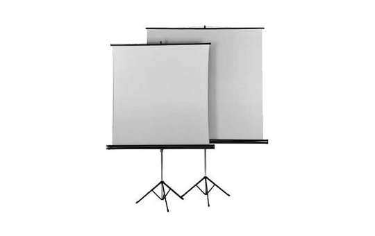 Hama Duo - Projection screen with tripod