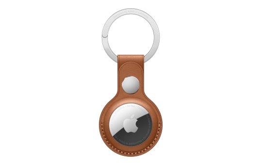 Apple Schlüsselring für Bluetooth-Tracker - Saddle Brown